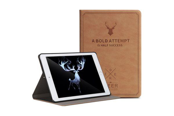 iPad Air Design hoes Beige DEER