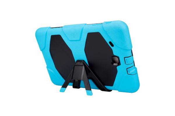 Samsung Tab E 9.6 heavy duty survivor case lichtblauw T560 - T561