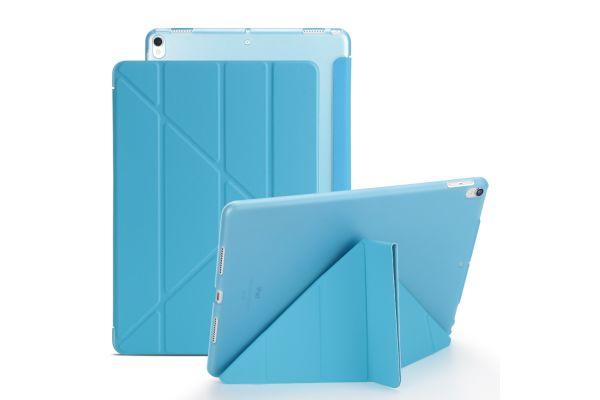 Book Cover Origami iPad Pro 10.5 licht blauw