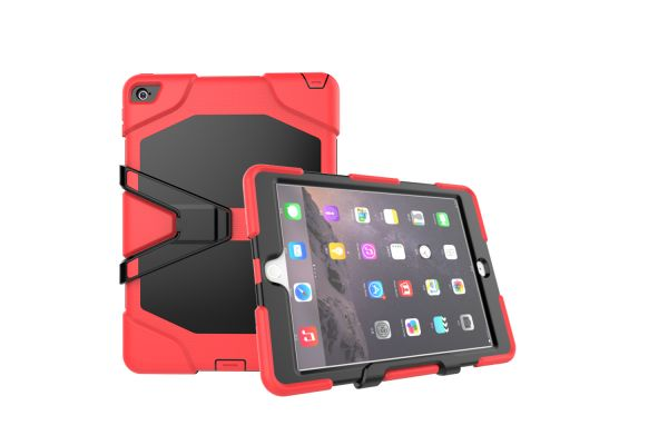iPad Air 2 Bumper Case Rood