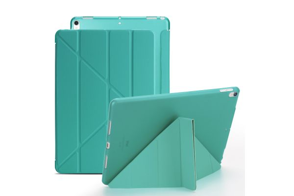 Book Cover Origami iPad Pro 10.5 Turquoise