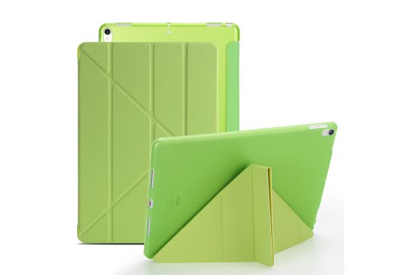 Book Cover Origami iPad Pro 10.5 groen