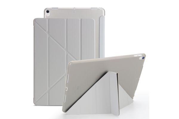 Book Cover Origami iPad Pro 10.5 grijs