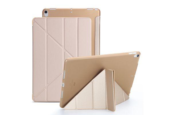 Book Cover Origami iPad Pro 10.5 goud