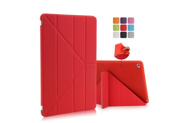iPad Air 2 Book Cover Origami Rood