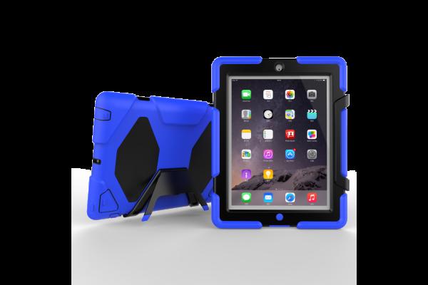 iPad 2-3-4 Bumper Case Blauw