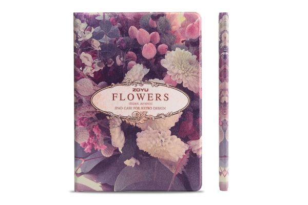 iPad 2017 9.7 inch design hoes ZOYU FLOWERS