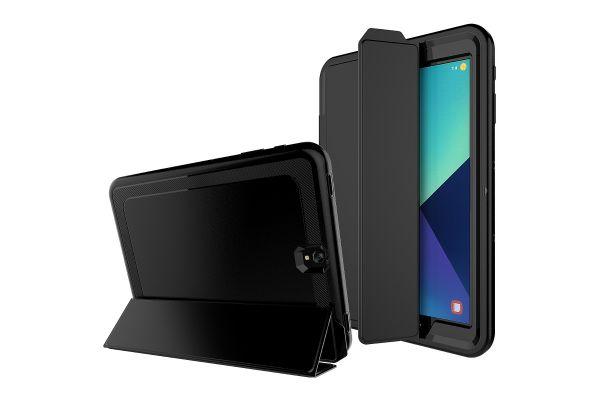 Samsung Galaxy Tab S3 9.7 Bumper Case met Smartcover Zwart