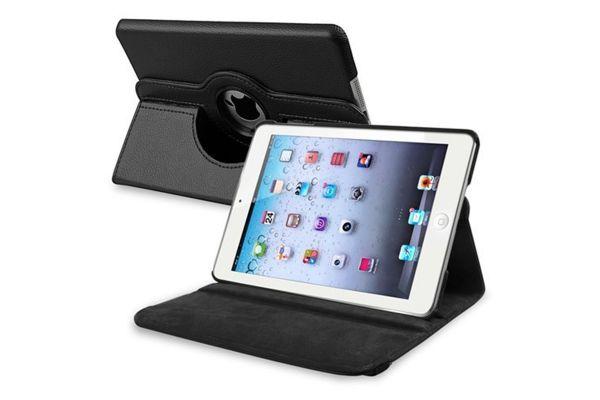 iPad Pro 9.7 inch Draaibare Hoes Zwart