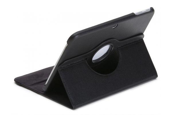 Tablet PU Leer Samsung Tab A 9.7 inch T550 Draaibare Hoes zwart