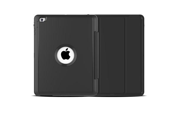 iPad 2-3-4 Bumper Case met Smartcover Zwart