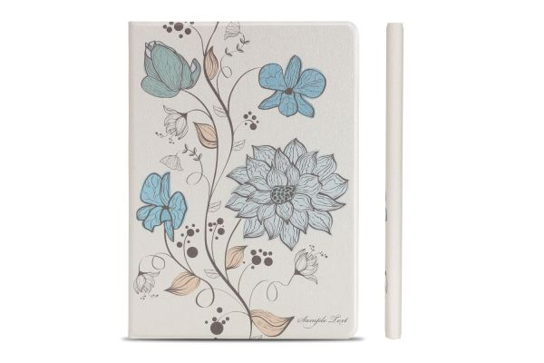 iPad 2017 9.7 inch design hoes FLOWER