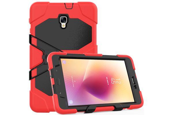 Samsung Galaxy Tab A 8.0 Bumper Case Rood