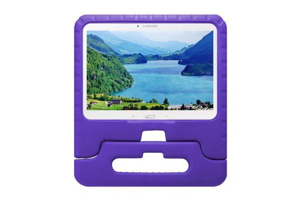 Samsung Tab 4 10.1 inch T530 - T533n kinderhoes paars