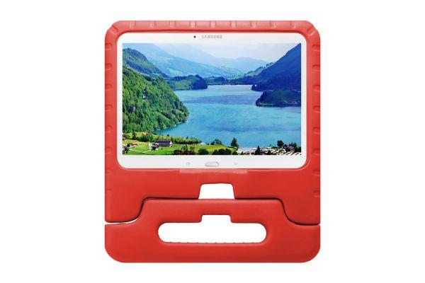 Samsung Tab 4 10.1 inch T530 - T533n kinderhoes rood