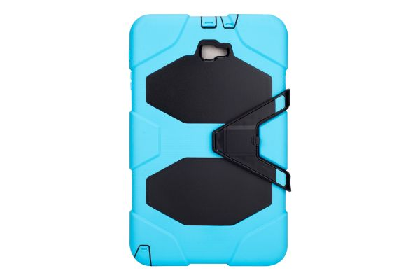 Samsung Galaxy Tab A 10.1 model 2016  Bumper Case licht Blauw