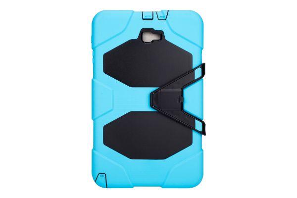 Samsung Tab A 10.1 (A6) heavy duty survivor case lichtblauw T580 - T585