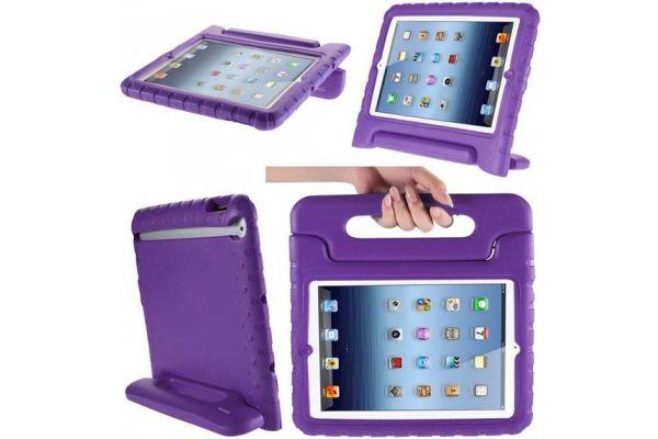 Kinderhoes iPad 2-3-4 Paars