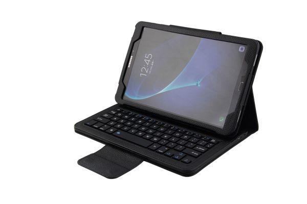 Samsung Galaxy Tab A 10.1 2016 hoes met toetsenbord Zwart