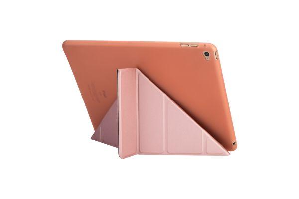 iPad Air 2 Book Cover Origami Rose Goud