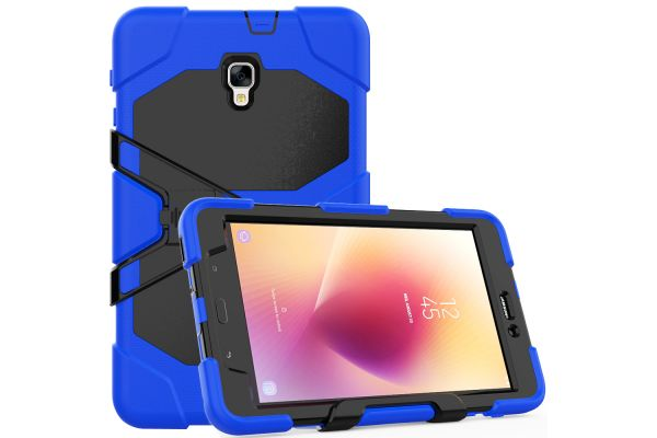 Samsung Galaxy Tab A 8.0 model 2017 Bumper Case Blauw