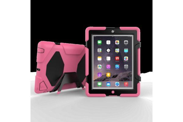 iPad 2-3-4 Bumper Case roze