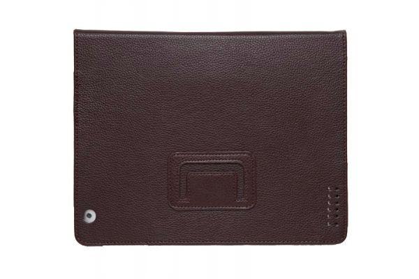 iPad Mini 1-2-3 PU Leren Book Cover Bruin