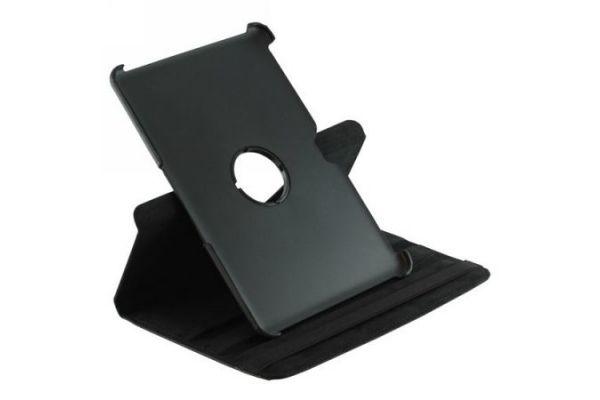 Tablet PU Leer Samsung Tab 2 10.1 inch Draaibare Hoes Zwart