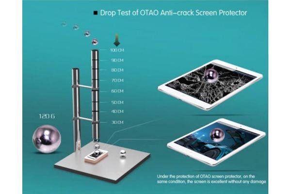 Screen Protector iPad Mini 1-2-3 Anti-Crack
