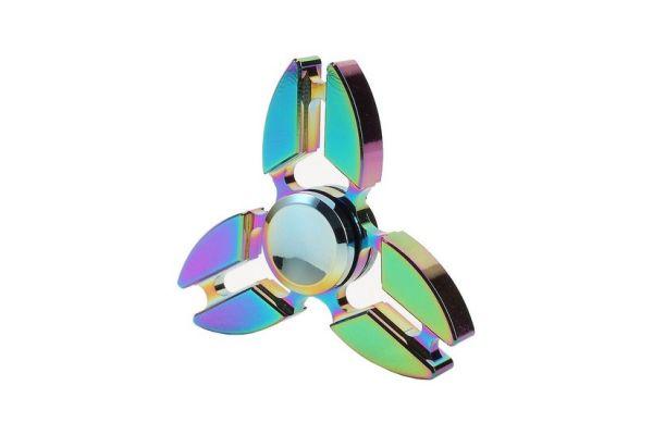 Fidget Spinner 3 arm spinner aluminum