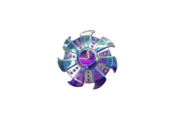 Fidget Spinner 7 arm spinner aluminum K
