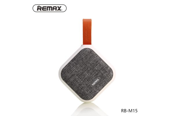 Draagbare Bluetooth Speaker Remax wit