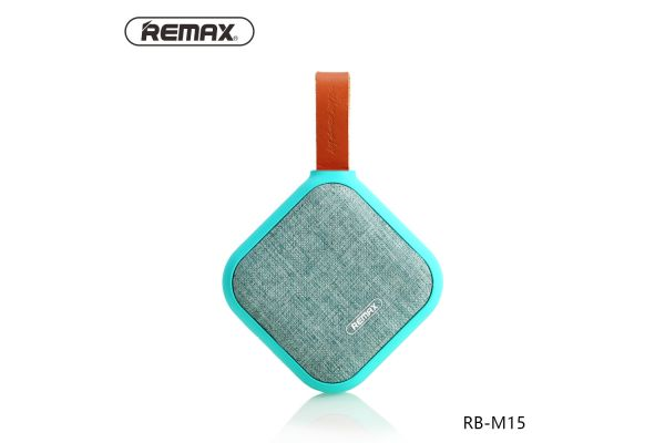 Draagbare Bluetooth Speaker Remax groen