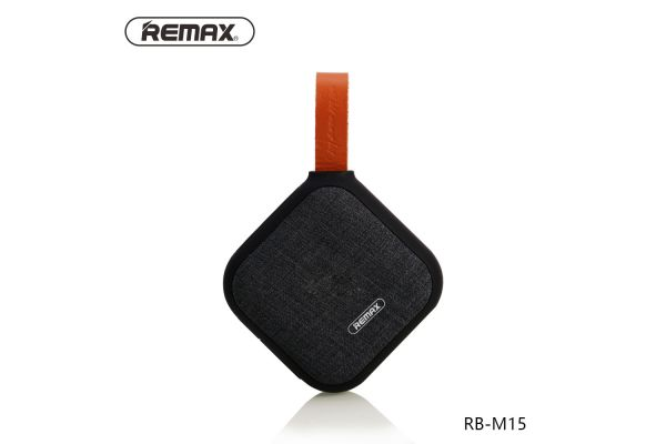 Draagbare Bluetooth Speaker Remax zwart