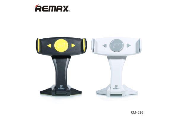 Remax Tablethouder Universeel van 7 tot 15 inch zwart