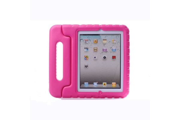 iPad Mini 1-2-3 Kinderhoes Fuchsia