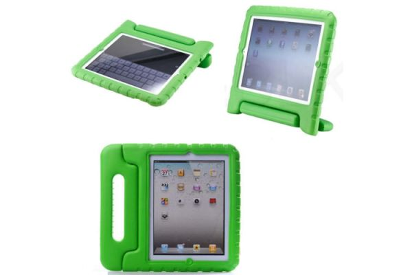 iPad Mini 1-2-3 Kinderhoes Groen