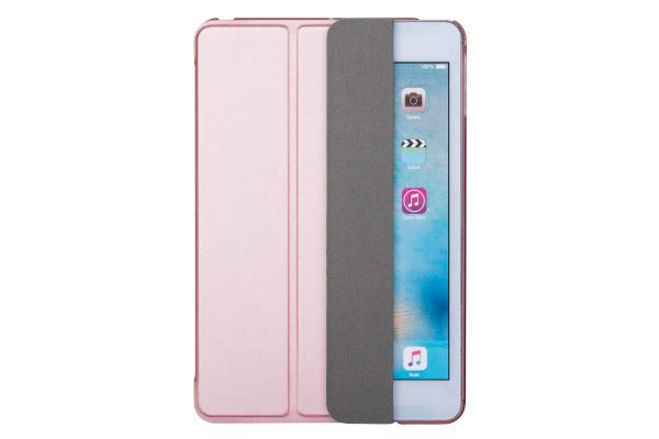 iPad Mini 4 Hard Tri-Fold Book Cover Goud