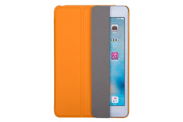 iPad Mini 4 Hard Tri-Fold Book Cover Oranje