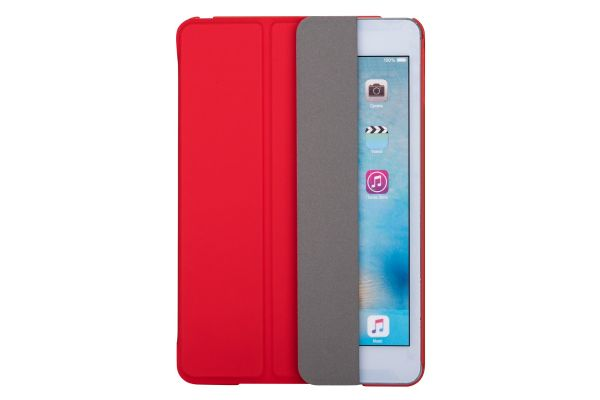 iPad Mini 4 Hard Back Book Cover rood