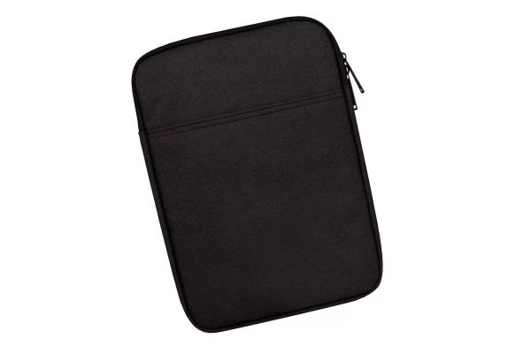Business Casual Sleeve tot 10.1 inch iPad - tablet hoes zwart