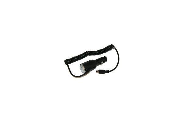 Micro USB Autolader zwart voor Samsung