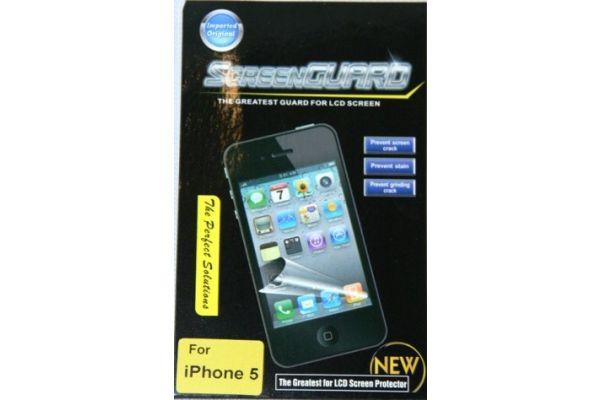 iPhone 5/5S Screen Protector Anti Reflectie