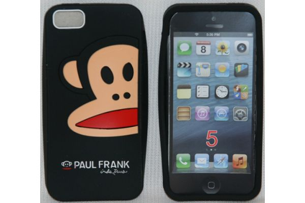 iPhone 5 | 5S Hoesje Paul Frank Zwart