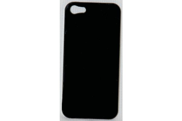 iPhone 5 | 5S Hoesje hard case Glanzend Zwart