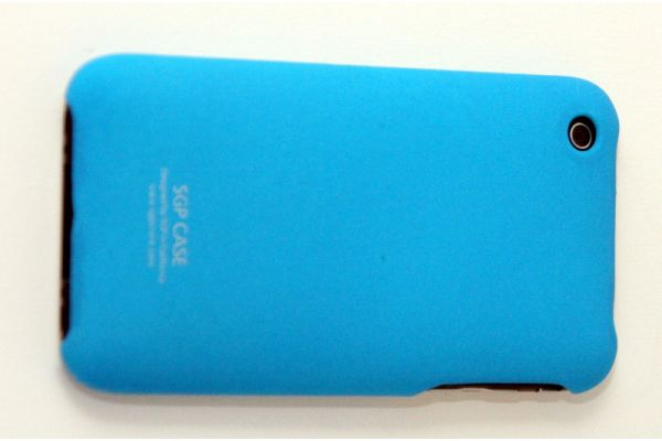 iPhone 3GS Hoesje Hard Case SGP Neo Hybrid Blauw