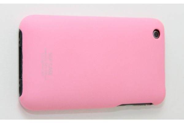 iPhone 3GS Hoesje Hard Case SGP Neo Hybrid Roze