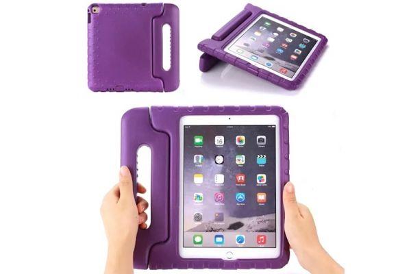iPad 2-3-4 Kinderhoes Paars