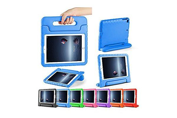 Kinderhoes iPad 2017 9.7 inch blauw