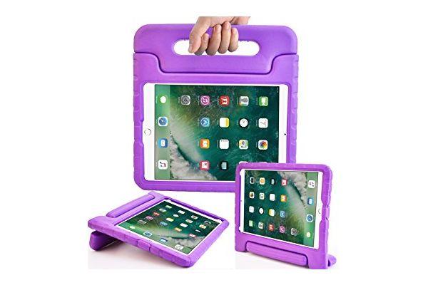 Kinderhoes iPad 2018 9.7 inch paars